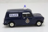 Corgi Classics 96956; Mini Van; Surrey Police, Dark Blue