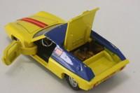 Dinky Toys 218; Lotus Europa; Yellow & Blue