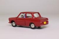 Atlas Dinky Toys 508; DAF 33; Dark Red
