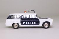 Dinky Toys 1429; Peugeot 404 Break; Police