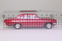 Atlas Dinky Toys 513; Opel Admiral; Metallic Red
