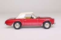 Dinky Toys 516; Mercedes-Benz 230SL; Red, White Roof