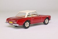 Atlas Dinky Toys 516; Mercedes-Benz 230SL; Red, White Roof