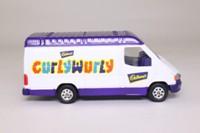 Corgi Classics 58111; 1992 Ford Transit Van; Cadburys Curly Wurly