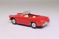 Dinky Toys 112; Austin Healey Sprite Mk II; Open Top, Red
