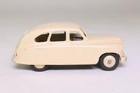 Dinky Toys 153; Standard Vanguard; Cream, Cream Hubs