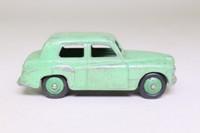 Dinky Toys 40f; Hillman Minx; Pale Green, Green Hubs