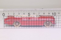 Dinky Toys 24a; Chrysler New Yorker; Red, Ivory Seats