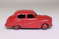 Dinky Toys 161; Austin Somerset; Red, Red Hubs