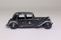 Dinky Toys 24N; Citroen 11BL Traction Avant
