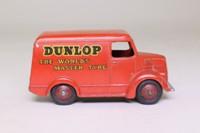 Dinky Toys 31b; Trojan 15cwt Van; Dunlop