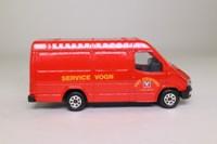 Corgi C676/18; 1992 Ford Transit Van; FALCK Service VOGN