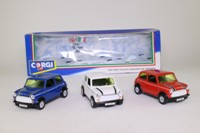 BL/Rover Mini 3 Car Set: The Italian Job