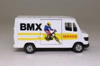 Corgi 516; Mercedes-Benz Van 207D; BMX Service, White