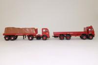 Corgi Classics 31001; BRS Shap Fell Set; Leyland Artic Flatbed & Atkinson 8 Wheel Rigid