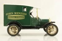 Corgi Classics Q865/15; 1915 Ford Model T Van; John Menzies