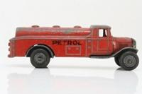 Dinky Toys 25d; Petrol Tank Truck Type 3