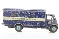 Dinky Toys 514; Guy Otter; Box Van; Lyons Swiss Rolls