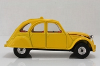 Corgi 272; Citroën 2CV 6; James Bond, For Your Eyes Only Flip Lid Box; Yellow