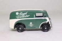 Corgi 06205; Morris J Van; Royal Worcester China