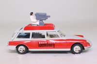Dinky Toys 1404; Citroen ID19 Break; Camera Car, RTL