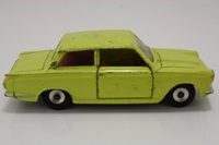 Dinky Toys 133; Ford Cortina Mk1; Yellow