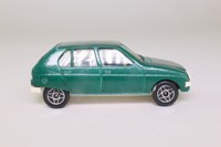 Dinky Toys 504; Citroen Visa; Metallic Green