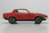 Dinky Toys 211; Triumph TR7; Red