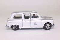 Dinky Toys 241; Silver Jubilee London Taxi