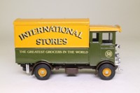 Corgi Classics C897/9; AEC 508 Cabover Van; International Stores