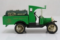 Corgi Classics C864/2; 1915 Ford Model T Tanker; Rimers Motor Oils, Green/Black