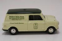 Corgi Classics 96951; Mini Van; St Kew Dairy Farm; Cream/Green