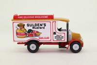 Corgi Classics C906/10; 1920 Mack AC Van; Guldens Mustard