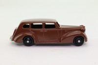 Atlas Dinky Toys 39a; Packard Super 8; Brown