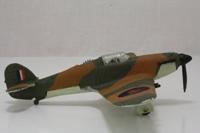 Dinky Toys 718; Hawker Hurricane Mk II; Camouflage, RAF Markings