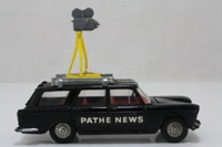 Dinky Toys 281; Fiat 2300 Station Wagon; Pathé News Camera Car