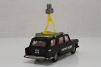 Dinky Toys 281; Fiat 2300 Station Wagon; Pathé News Camera Car