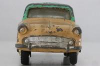 Dinky Toys 175; Hillman Minx Saloon Series 2; Green Over Tan
