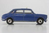 Dinky Toys 282; Austin 1800; Taxi; Blue & White