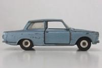 Dinky Toys 139; Ford Consul Cortina; Blue Metallic