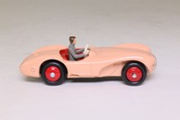 Dinky Toys 104; Aston Martin DB3S; Pink, Touring Finish