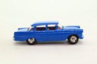Atlas Dinky Toys 177; Opel Kapitän; Mid Blue