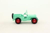Dinky Toys 25J; Hotchkiss Willys Jeep