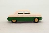 Atlas Dinky Toys 162; Ford Zephyr; Cream Over Dark Green, Cream Hubs
