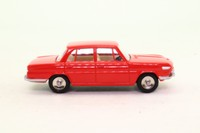 Atlas Dinky Toys 534; 1962 BMW 1500 Sedan; Red