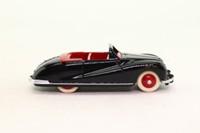 Atlas Dinky Toys 106; Austin Atlantic; Black, Red Seats
