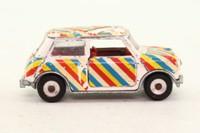 Dinky Toys 107; Austin Mini; Stripey The Magic Mini, Candy & Andy Comic Strip