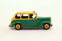 Dinky Toys 254; Austin Taxi Cab; Yellow & Green
