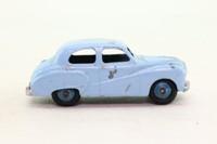 Dinky Toys 161; Austin Somerset; Light Blue, Light Blue Hubs