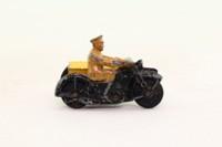AA Motor Cycle Patrol
